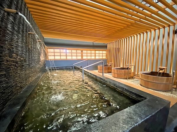 Dzen Onsen and Spaの浴場2