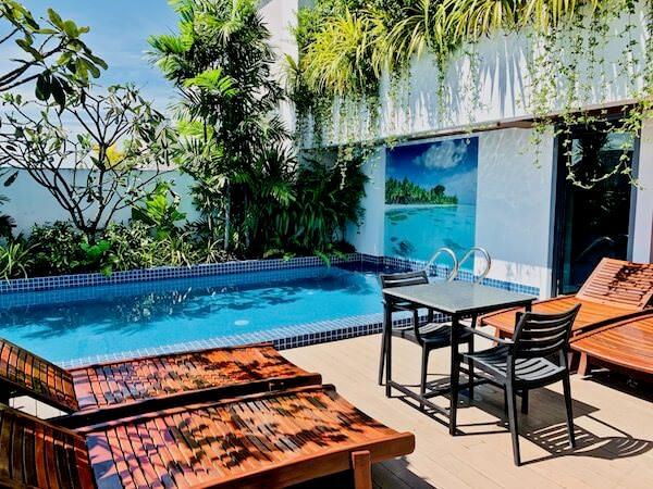 フェリス アーバン ホテル(Feliz Urban Hotel)のプール