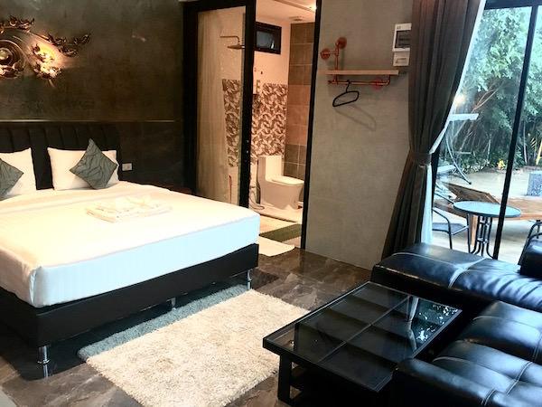 フォレスト スコータイ ゲストハウス(Forest Sukhothai Guest House)の客室3