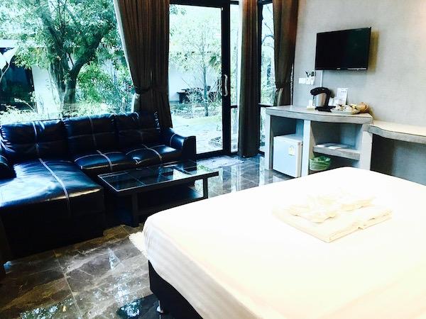 フォレスト スコータイ ゲストハウス(Forest Sukhothai Guest House)の客室4
