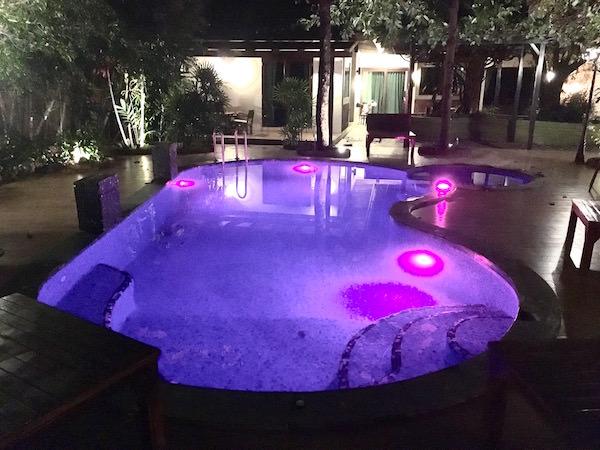 フォレスト スコータイ ゲストハウス(Forest Sukhothai Guest House)のプール