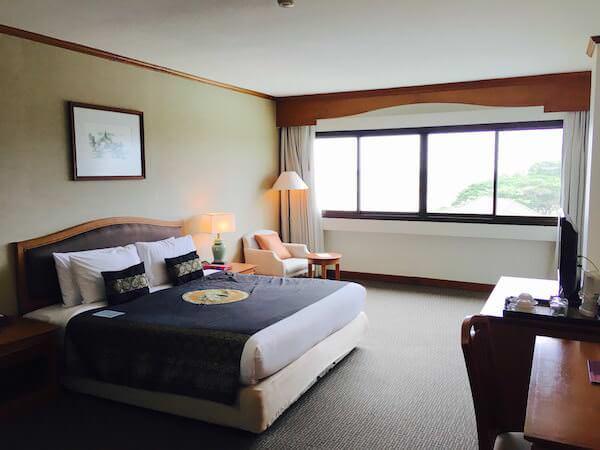 フォーチュン リバー ビュー ホテル ナコーン パノム (Fortune River View Hotel Nakhon Phanom)の客室2