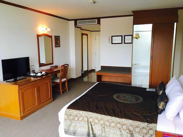 フォーチュン リバー ビュー ホテル ナコーン パノム (Fortune River View Hotel Nakhon Phanom)の客室3