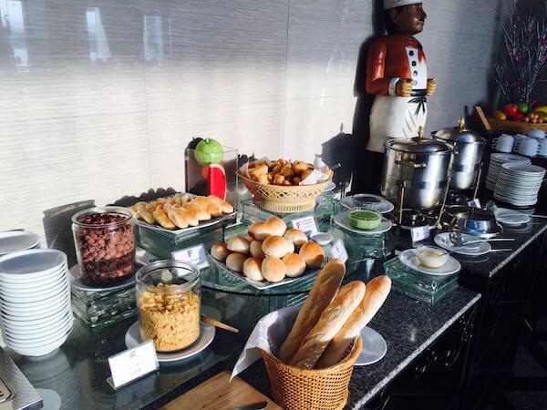 フォーチュン リバー ビュー ホテル ナコーン パノム (Fortune River View Hotel Nakhon Phanom)の朝食1