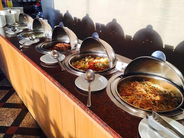 フォーチュン リバー ビュー ホテル ナコーン パノム (Fortune River View Hotel Nakhon Phanom)の朝食2