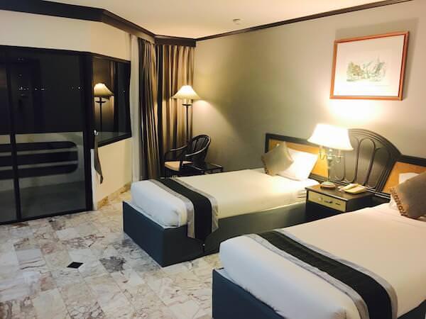 フォーチュン ビューコン ホテル (Fortune Viewkong Hotel)の客室2