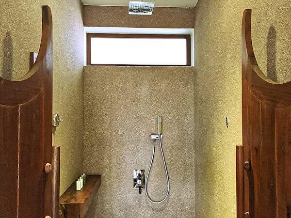 ゴールデン テンプル ブティック (Golden Temple Boutique)のシャワールーム