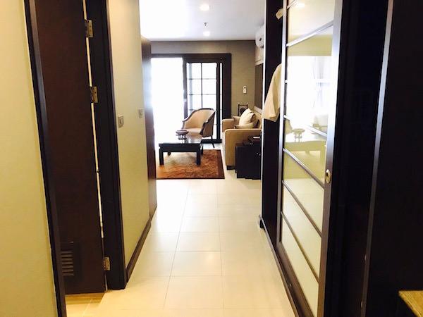 グランド メルキュール バンコク アソーク レジデンス(Grand Mercure Bangkok Asoke Residence)の客室1