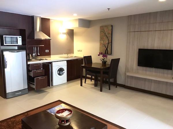 グランド メルキュール バンコク アソーク レジデンス(Grand Mercure Bangkok Asoke Residence)の客室2