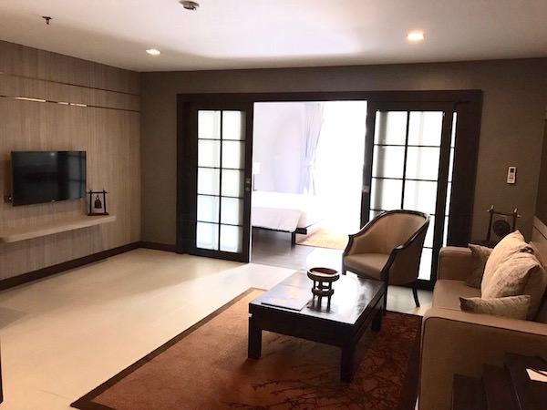 グランド メルキュール バンコク アソーク レジデンス(Grand Mercure Bangkok Asoke Residence)の客室3