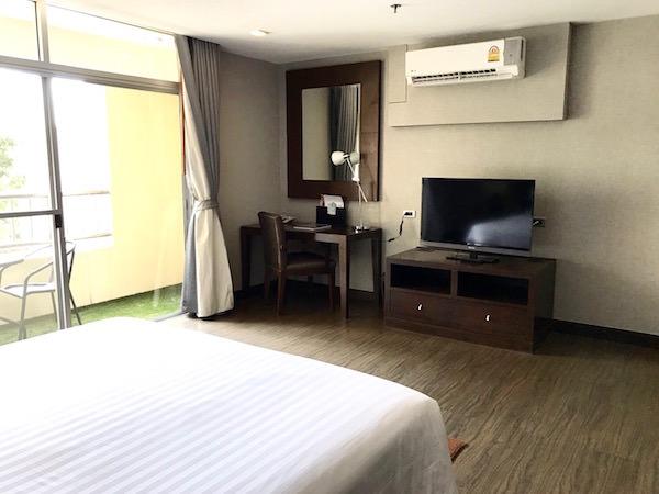 グランド メルキュール バンコク アソーク レジデンス(Grand Mercure Bangkok Asoke Residence)のベッドルーム2