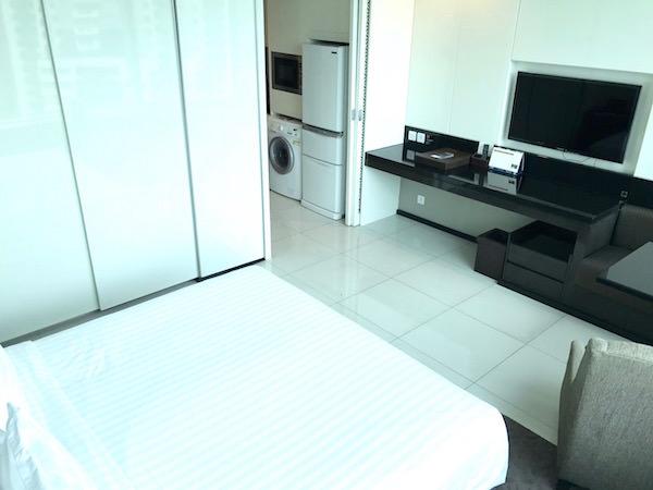 グランド センター ポイント ホテル ターミナル 21 (Grande Centre Point Hotel Terminal 21)の客室1