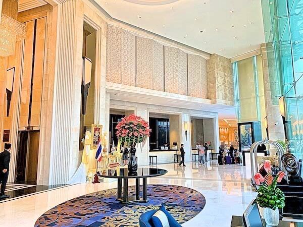 グランドセンターポイントホテルターミナル21(Grande Centre Point Hotel Terminal 21)のエントランスロビー