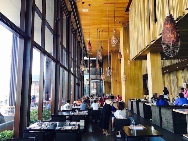 ヒルトン パタヤ (Hilton Pattaya)のエッジ1