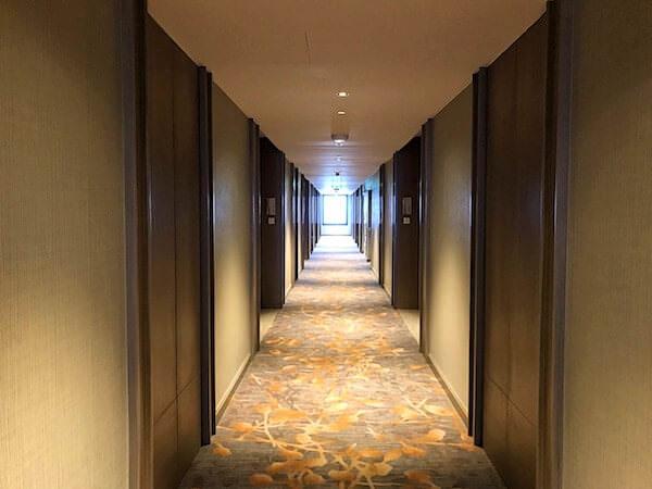 ホリデイ イン アンド スイーツ ラヨーン シティ センター(Holiday Inn and Suites Rayong City Centre)の共用部