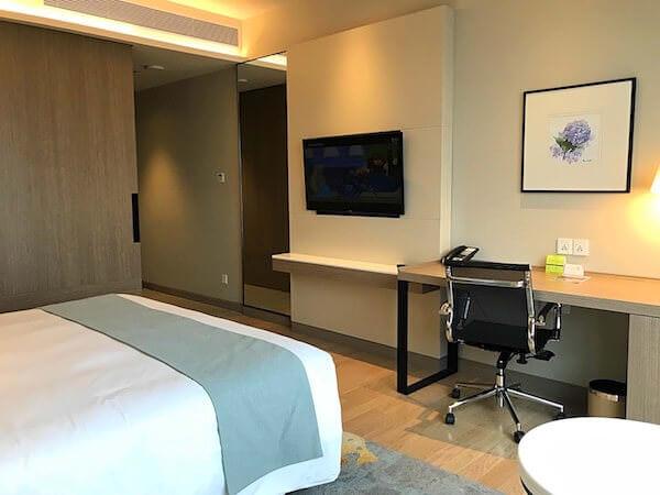 ホリデイ イン アンド スイーツ ラヨーン シティ センター(Holiday Inn and Suites Rayong City Centre)の客室4