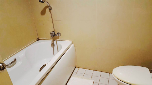 ホープランド エグゼクティブ サービス アパートメントのバスルーム1