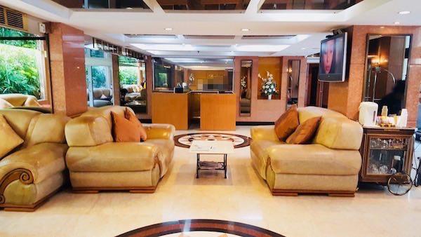 ホープランド エグゼクティブ サービス アパートメントのエントランス2