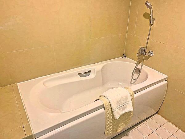 ホープランド エグゼクティブ サービス アパートメントのバスルーム2
