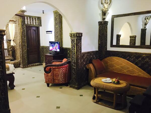 ホテル デ ビレ シェム リープ (Hotel De Ville Siem Reap)の客室3