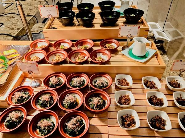 ホテル ニッコー バンコク(Hotel Nikko Bangkok)の朝食2