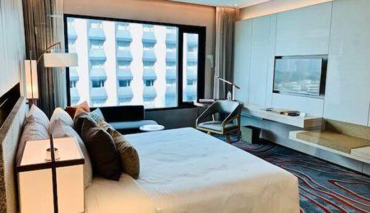 ニッコーホテル バンコク。BTSトンローから徒歩2分の場所にある日系ホテル宿泊レポート。
