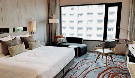 ニッコーバンコクホテルの客室