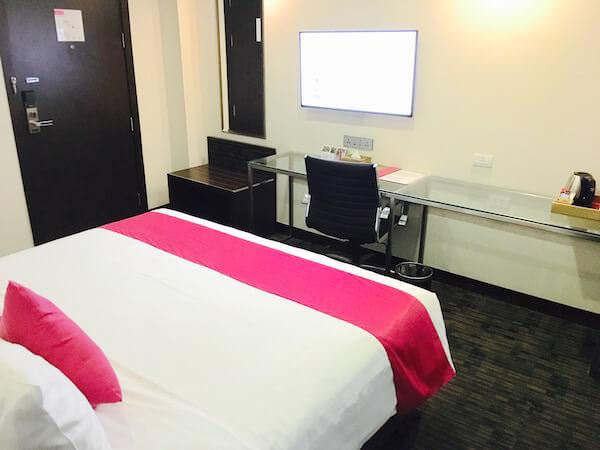 ホテル ロイヤル バンコク チャイナタウンの客室2