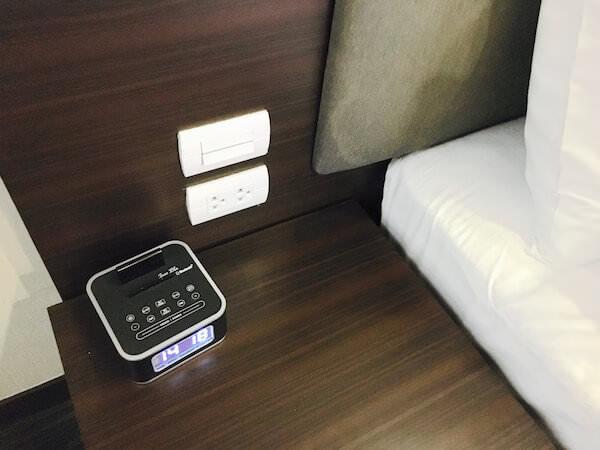 ボテル ロイヤル バンコク チャイナタウンのベッド