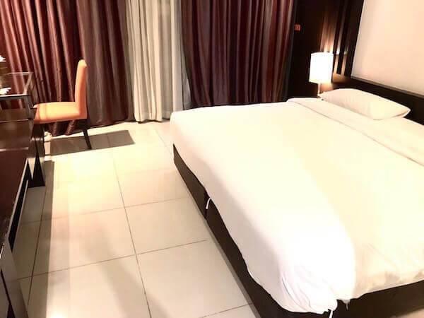 ホテル セレクション パタヤ(Hotel Selection Pattaya)の客室1