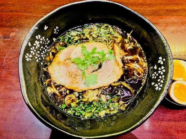 粋人ラーメン(Ikindo Ramen)の醤油ラーメン
