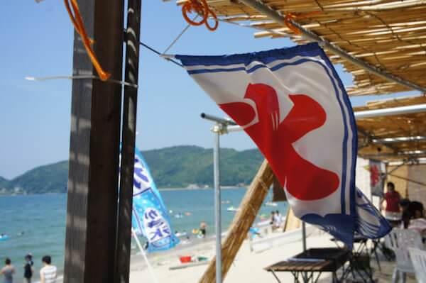 糸島 海の家