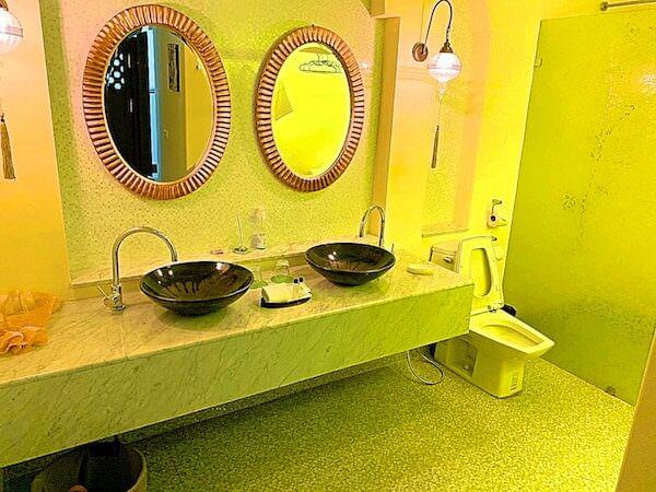 アイユーディア(iuDia)のシャワールーム1