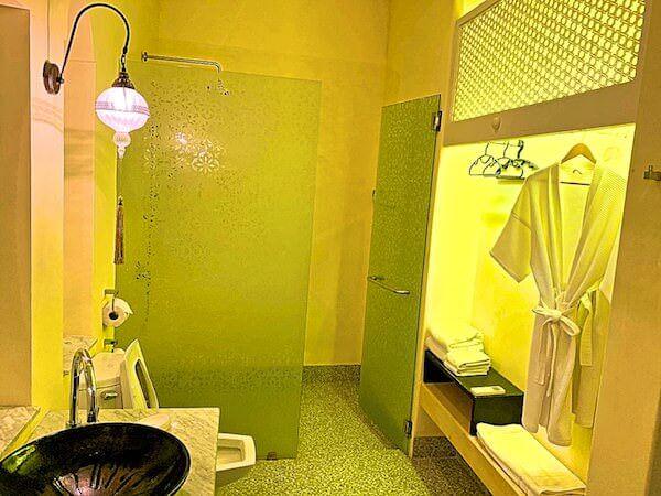 アイユーディア(iuDia)のシャワールーム2