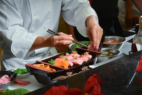 和食の調理補助