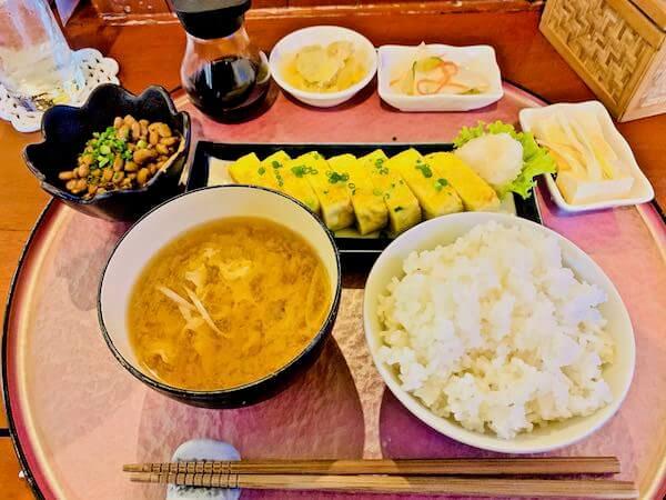 真家(Japanese Dining & Bar SHIN-YA)のヘルシーセット
