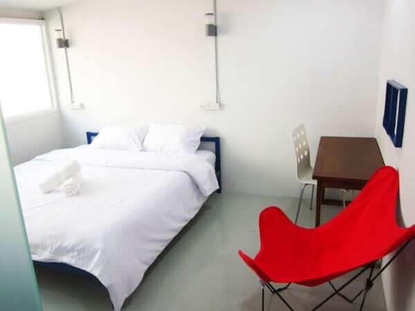 ジェリービーン EZY ホステル サトーン (Jellybean EZY Hostel Sathorn)の客室1
