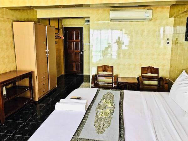 ジラワン ホテル (Jirawan Hotel)の客室2