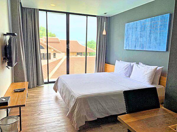 カルム バーンセーン ホテル(Kalm Bangsaen Hotel)の客室1