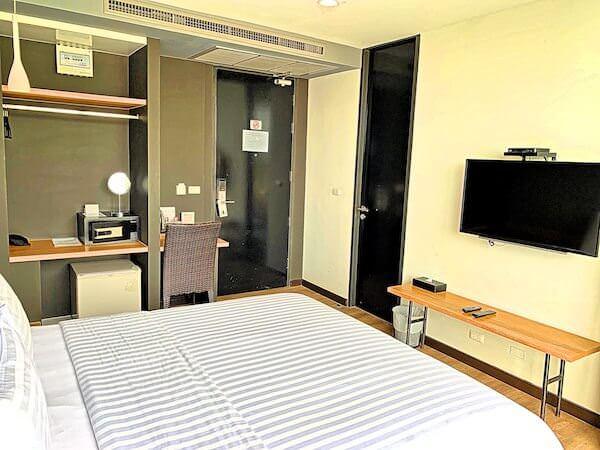 カルム バーンセーン ホテル(Kalm Bangsaen Hotel)の客室2