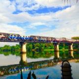 カンチャナブリーの戦場にかける橋 アイキャッチ画像