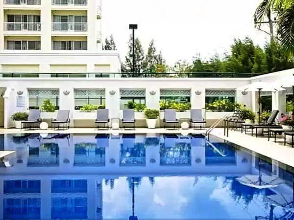 カンタリー ベイ ホテル ラヨーン(Kantary Bay Hotel Rayong)のプール1