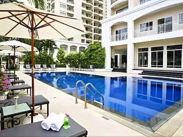 カンタリー ベイ ホテル ラヨーン(Kantary Bay Hotel Rayong)のプール2