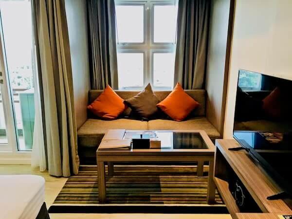 カンタリー ホテル アンド サービスド アパートメント コラート (Kantary Hotel and Serviced Apartment Korat)の客室3