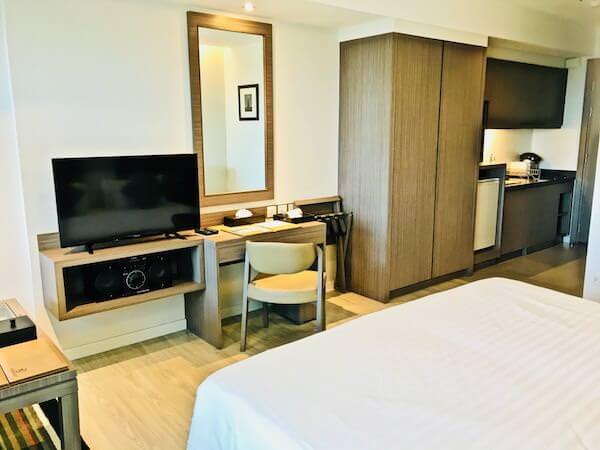 カンタリー ホテル アンド サービスド アパートメント コラート (Kantary Hotel and Serviced Apartment Korat)の客室4