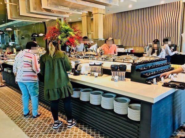 カンタリー ホテル アンド サービスド アパートメント コラート (Kantary Hotel and Serviced Apartment Korat)の朝食1