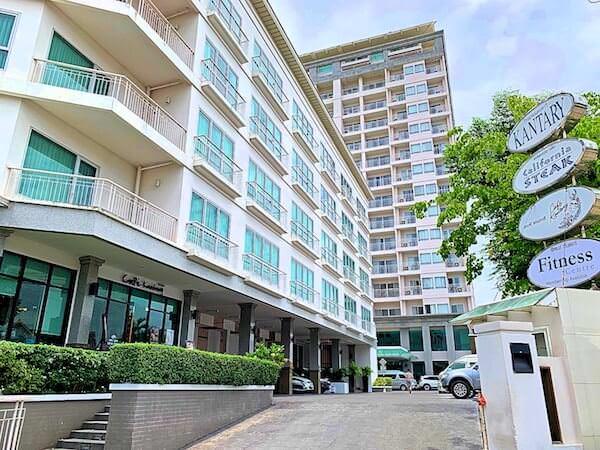 カンタリーホテル アユタヤ(Kantary Hotel Ayutthaya)の外観