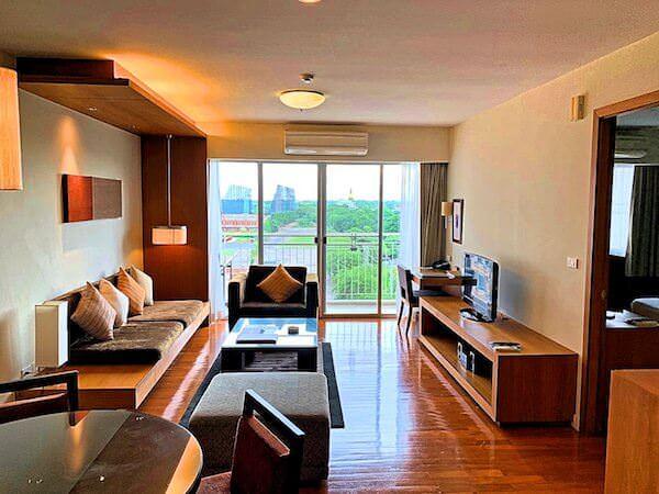 カンタリーホテル アユタヤ(Kantary Hotel Ayutthaya)の客室1