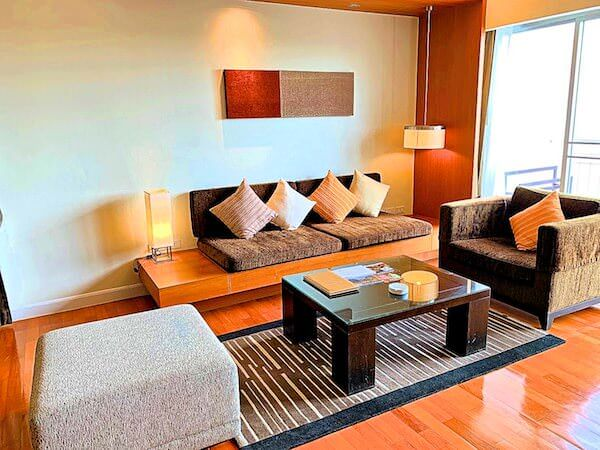 カンタリーホテル アユタヤ(Kantary Hotel Ayutthaya)のリビングルーム1