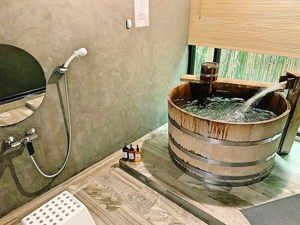 貸切温泉 アンド スパ(Kashikiri Soda Onsen And Spa)の個室風呂
